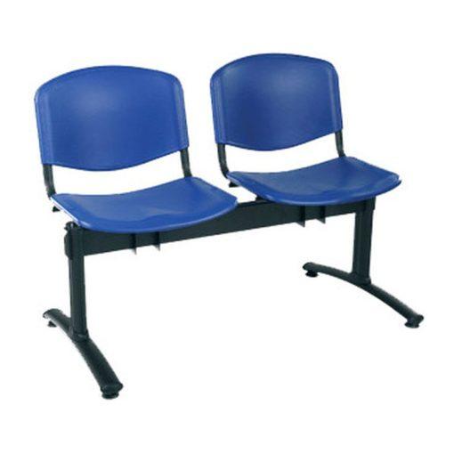 1122 PN ügyfélváró pad két ülőhellyel