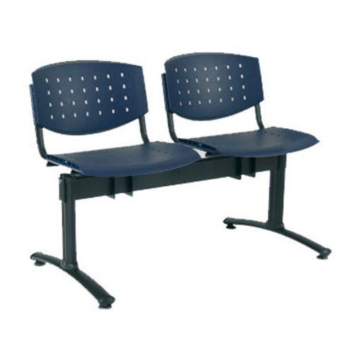 1122 PN Layer ügyfélváró pad két ülőhellyel