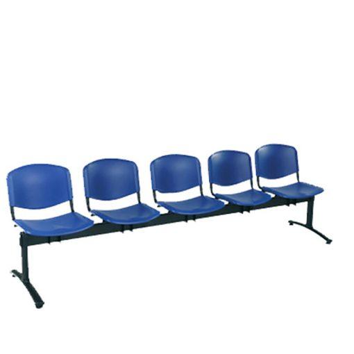 1125 PN ügyfélváró pad öt ülőhellyel