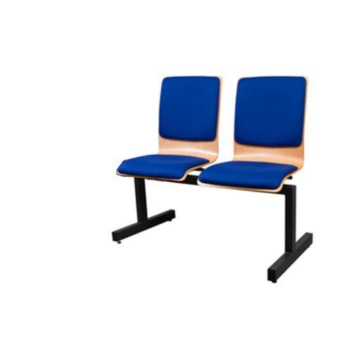 1322 TLN ügyfélváró pad két ülőhellyel