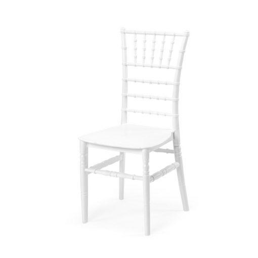Chiavari fehér szék