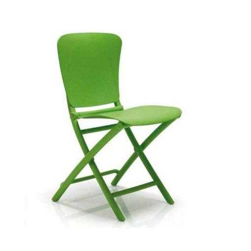 Nardi Zac Classic lime zöld összecsukható szék