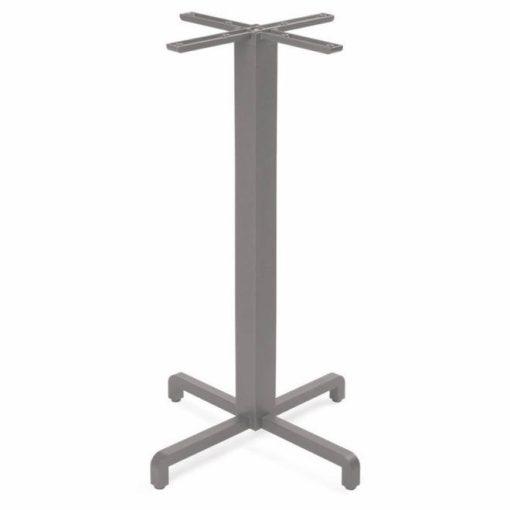 Nardi Fiore High galamb szürke kültéri bárasztal-láb - bázis