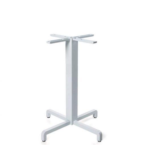 Nardi Fiore fehér kültéri asztalláb - bázis