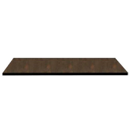 Nardi HPL 60x60cm asztallap corten barna