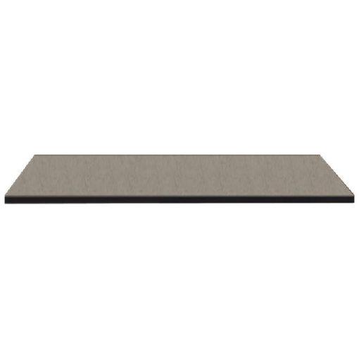 Nardi HPL 120x80 cm galambszürke kültéri asztallap