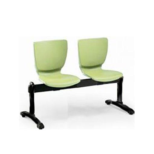 Mono 102 PN ügyfélváró pad két ülőhellyel