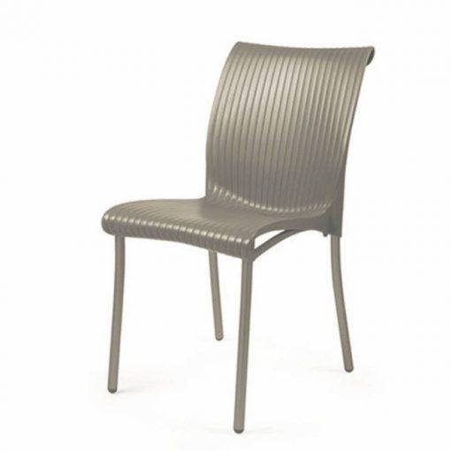 Nardi Regina galambszürke kültéri szék