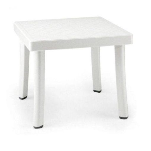 Nardi Rodi fehér kerti asztal