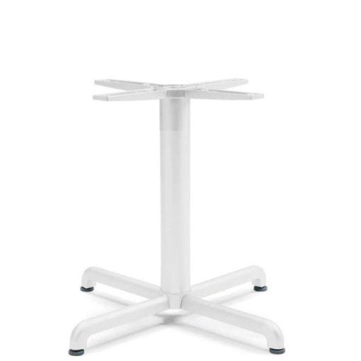 Nardi Calice Alu fehér kültéri asztalláb - bázis