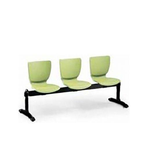 Mono 103 PN ügyfélváró pad három ülőhellyel