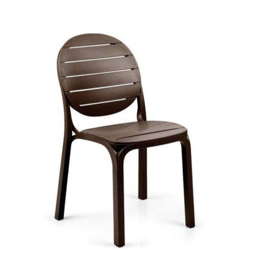 Nardi Erica kávé barna kültéri szék