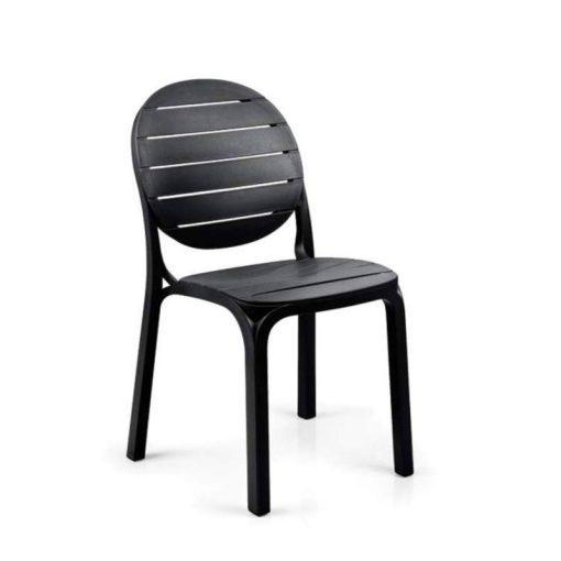 Nardi Erica antracit szürke kültéri szék