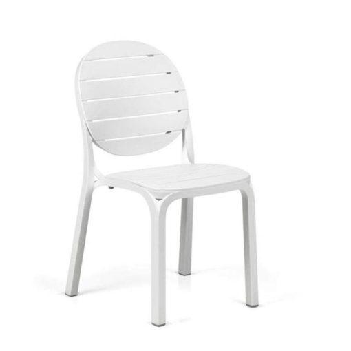 Nardi Erica fehér kültéri szék