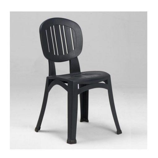 Nardi Elba rakásolható kerti szék antracit